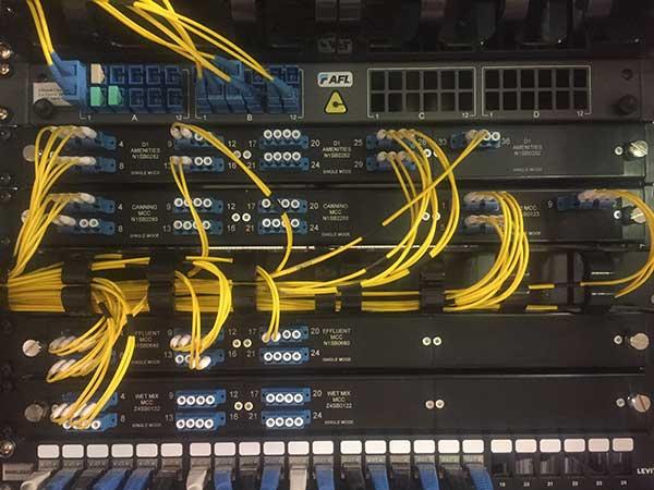 Fonterra Synlait Fibre Optic Network 1