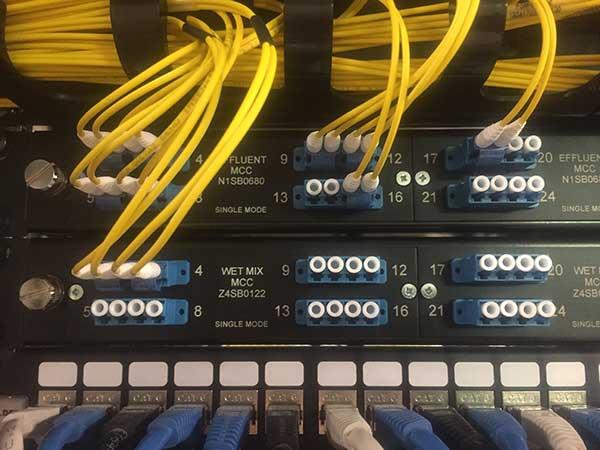 Fonterra Synlait Fibre Optic Network 2