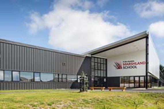 Marshland School ICT Upgrading Project